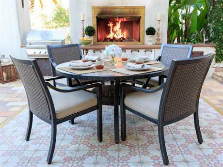 Sunvilla Belize Wicker Dining Set