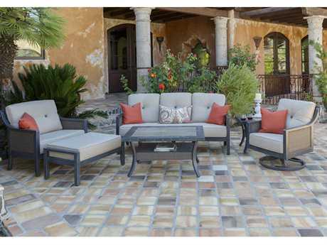 Sunvilla Belize Wicker Lounge Set