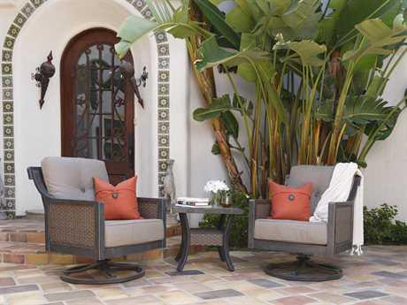 Sunvilla Belize Wicker Lounge Set SUNBELIZELNGESET2