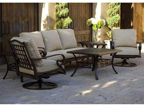 Sunvilla Biscay Aluminum Lounge Set