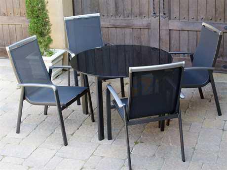 Sunvilla Bristol Aluminum Dining Set