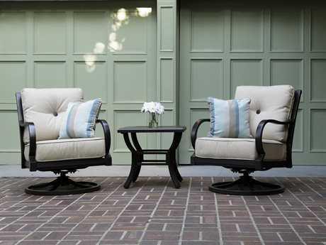 Sunvilla Laurel Aluminum Lounge Set SUNLAURELLNGESET4