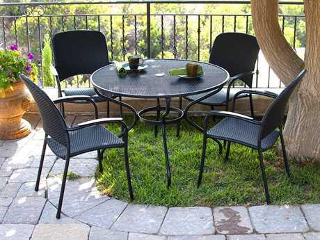 Sunvilla Monaco Wicker Dining Set