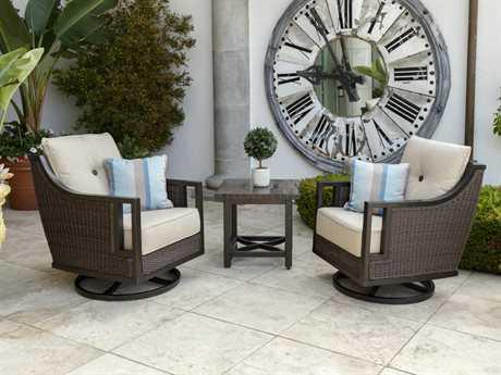 Sunvilla Pennant Aluminum Lounge Set SUNPENNANTLNGESET2