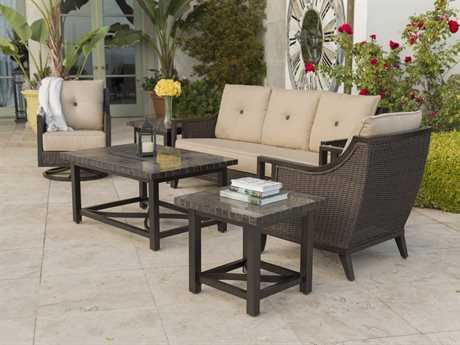 Sunvilla Pennant Aluminum Lounge Set