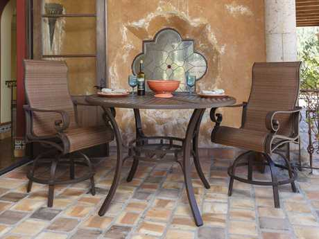 Sunvilla Riva Aluminum Counter Dining Set