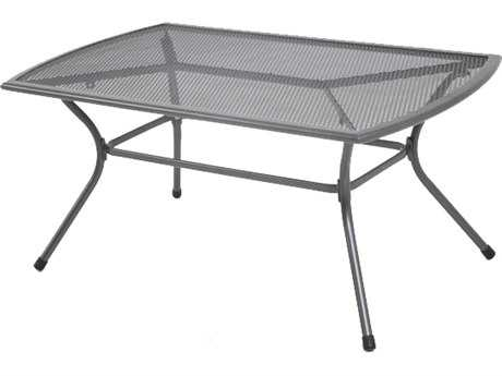 44 x 24 Rectangular Coffee Table in Graphite