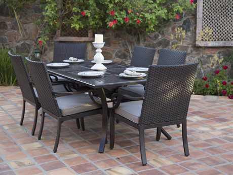 Sunvilla Somerset Aluminum Dining Set