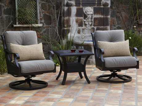 Sunvilla Somerset Cast Aluminum Lounge Set