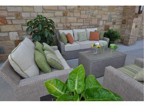 Suncoast Summer Aluminum Lounge Set