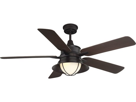 Savoy House Hyannis English Bronze Outdoor Ceiling Fan SV526255CN13