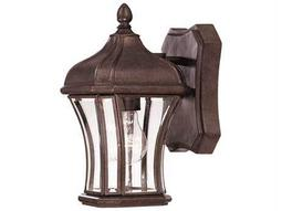 Savoy House Outdoor Living Realto Walnut Patina Outdoor Wall Light