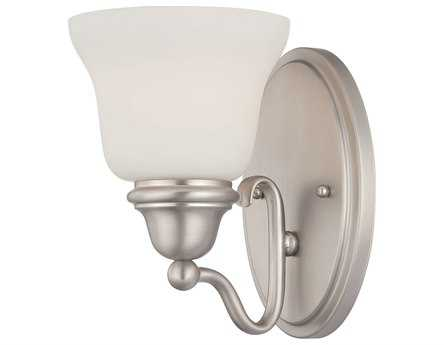 Savoy House Pour Le Bain Yates Pewter Wall Sconce