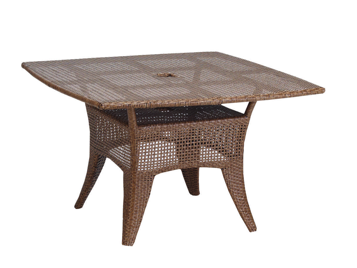 Inch Square Dining Table By Sunset West 48 Stone