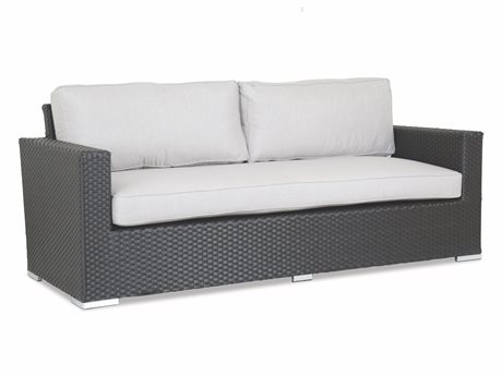 Sunset West Solana Wicker Sofa