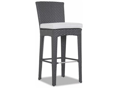 Sunset West Solana Wicker Barstool
