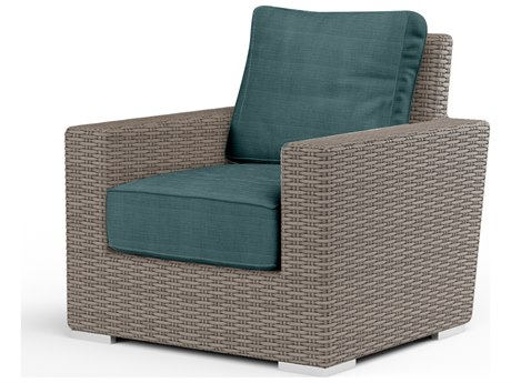 Sunset West Coronado Wicker Club Chair