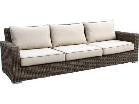 Sunset West Coronado Wicker Sofa