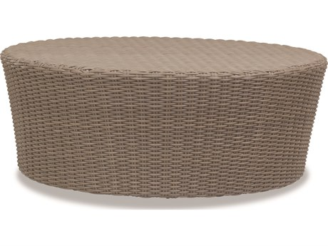 Sunset West Quick Ship Coronado Wicker 48 Round Coffee Table SW2101RCT