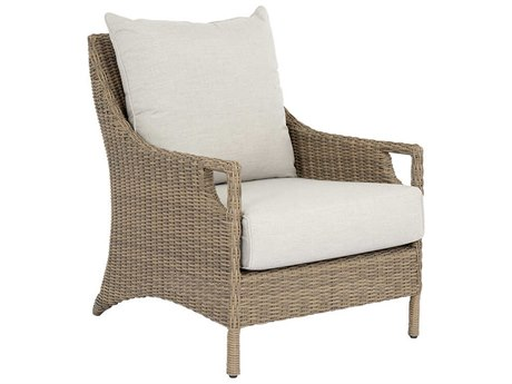 Sunset West Ibiza Wicker Lounge Chair