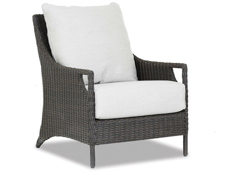 Sunset West Lagos Wicker Lounge Chair