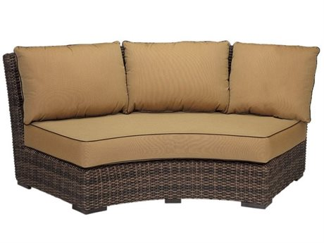 Sunset West Quick Ship Montecito Curved Sectional