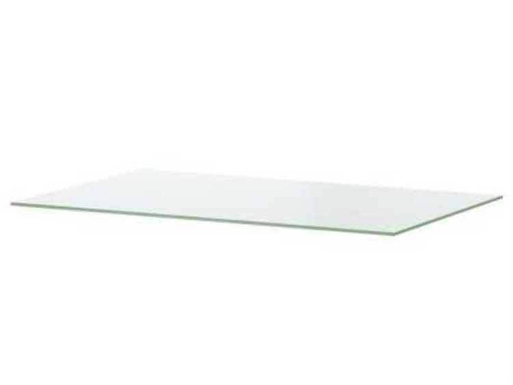 Sunset West Glass Top for Montecito End Table