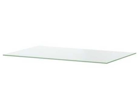 Sunset West Glass Top for Montecito Sofa Table