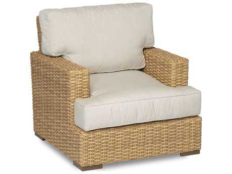 Sunset West Quick Ship Leucadia Wicker Club Chair