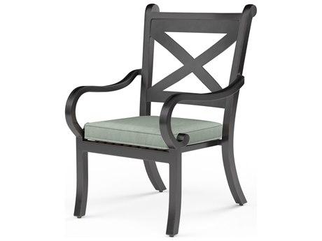 Sunset West Moneterey Aluminum Dining Chair