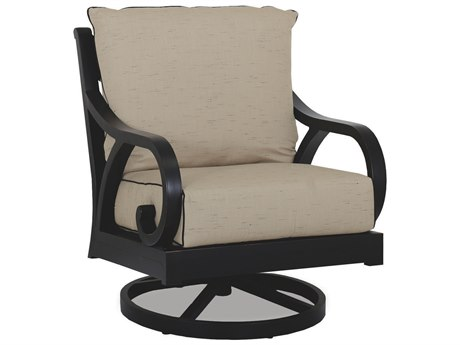 Sunset West Quick Ship Monterey Club Swivel Rocker