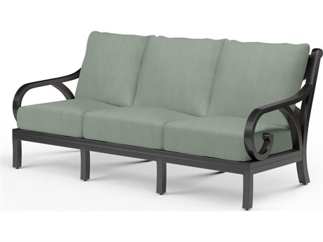 Sunset West Monterey Aluminum Sofa