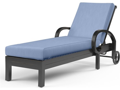 Sunset West Monterey Aluminum Single Chaise