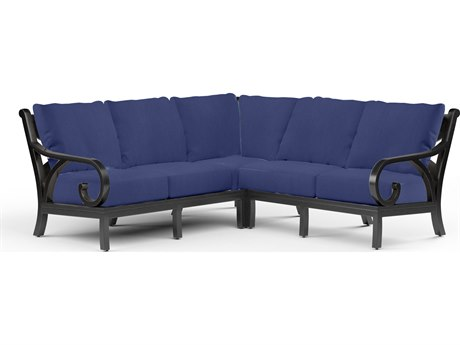 Sunset West Monterey Aluminum Sectional