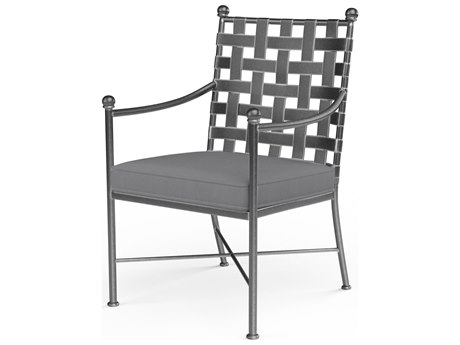 Sunset West Provence Wought Iron Dining Chair