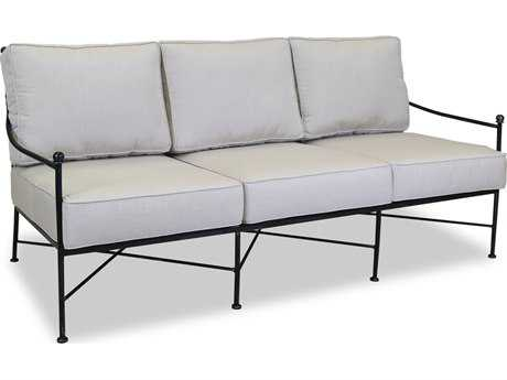 Sunset West Provence Wrought Iron Sofa