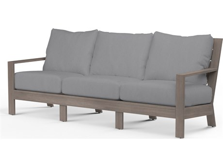 Sunset West Laguna Aluminum Sofa