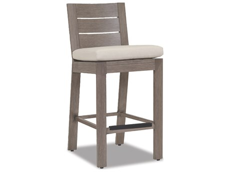 Sunset West Quick Ship Laguna Aluminum Barstool