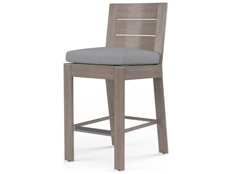 Sunset West Laguna Aluminum Barstool