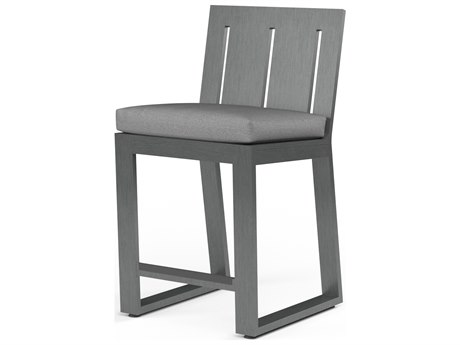 Sunset West Redondo Aluminum Bar Stool