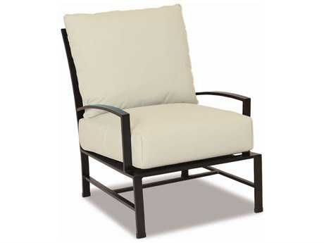 Sunset West Quick Ship La Jolla Aluminum Club Chair