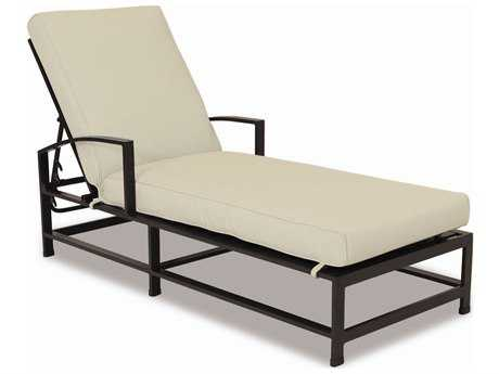 Sunset West Quick Ship La Jolla Aluminum Chaise