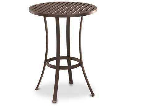 Sunset West La Jolla Aluminum 32 Round Pub Table