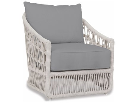 Sunset West Dana Wicker Lounge Chair
