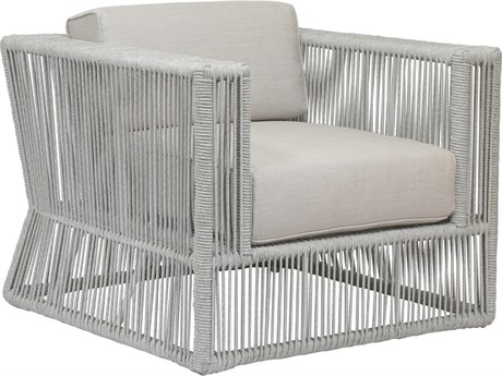 Sunset West Miami - Quick Ship Wicker Cushion Lounge Chair