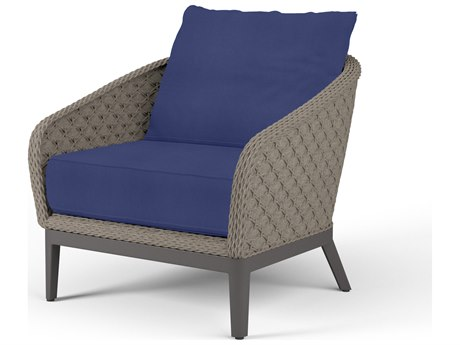 Sunset West Marbella Wicker Lounge Chair