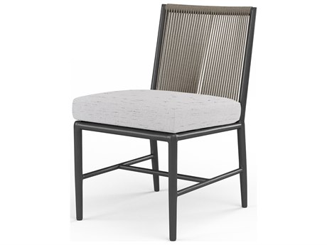 Sunset West Pietra Aluminum Dining Side Chair