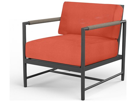 Sunset West Pietra Aluminum Lounge Chair
