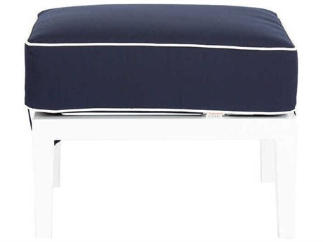 Sunset West Regatta Aluminum Ottoman