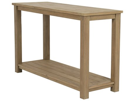 Sunset West Teak - Quick Ship 50'' Wide Rectangular Console Table